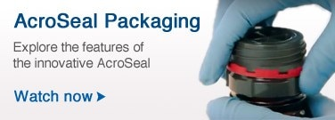 AcroSeal Packaging